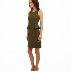 Kate Spade Havana Peplum Dress